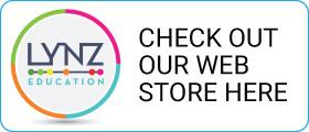 Lynz Education web store button